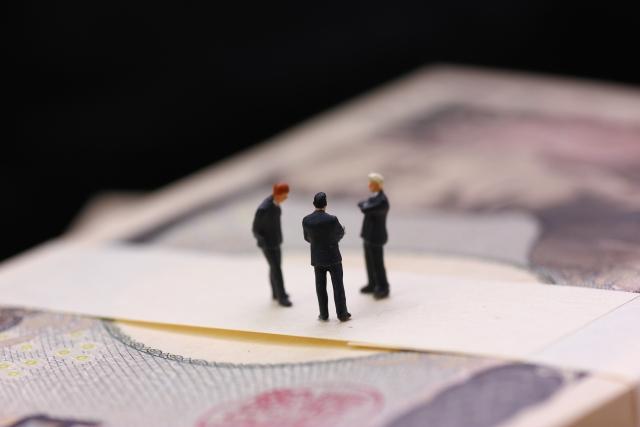 お金を借りる方法㉓ 会社からお金を借りる